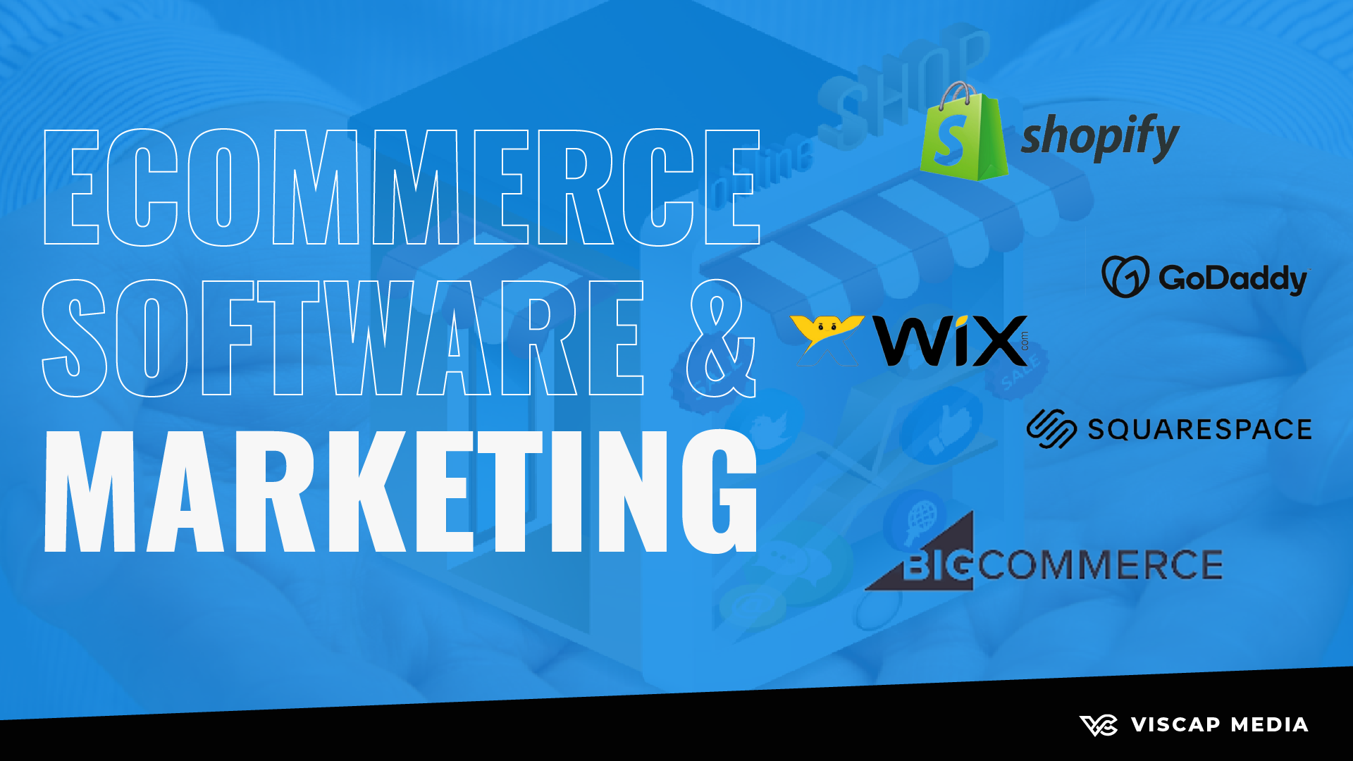 eCommerce Software & Marketing Article Thumbnail