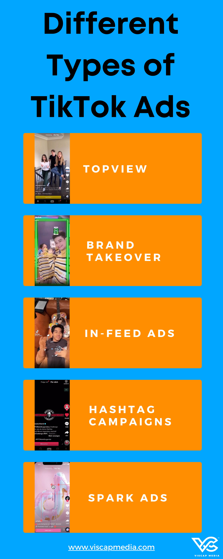 Different Types of TikTok Ads