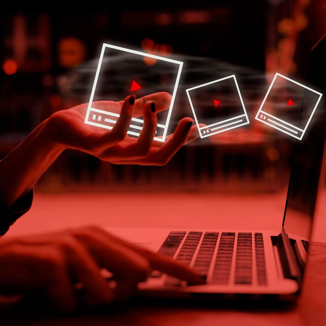 Modular Videos Video Marketing Concept