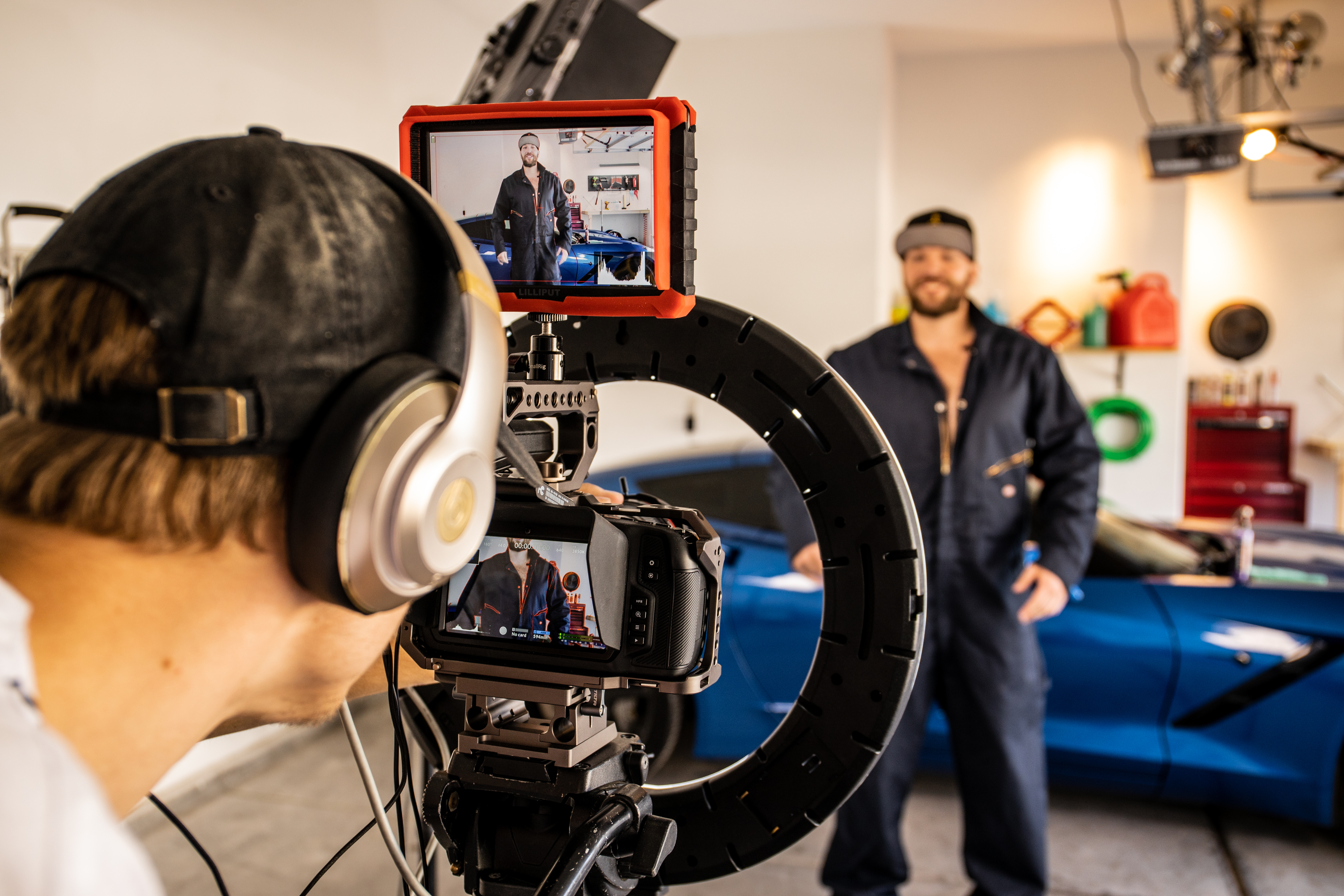 eCommerce Software & Marketing BTS Video Picture
