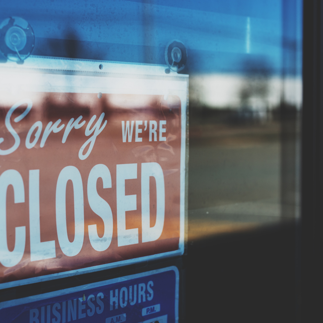 eCommerce Software & Marketing Store Closed Picture