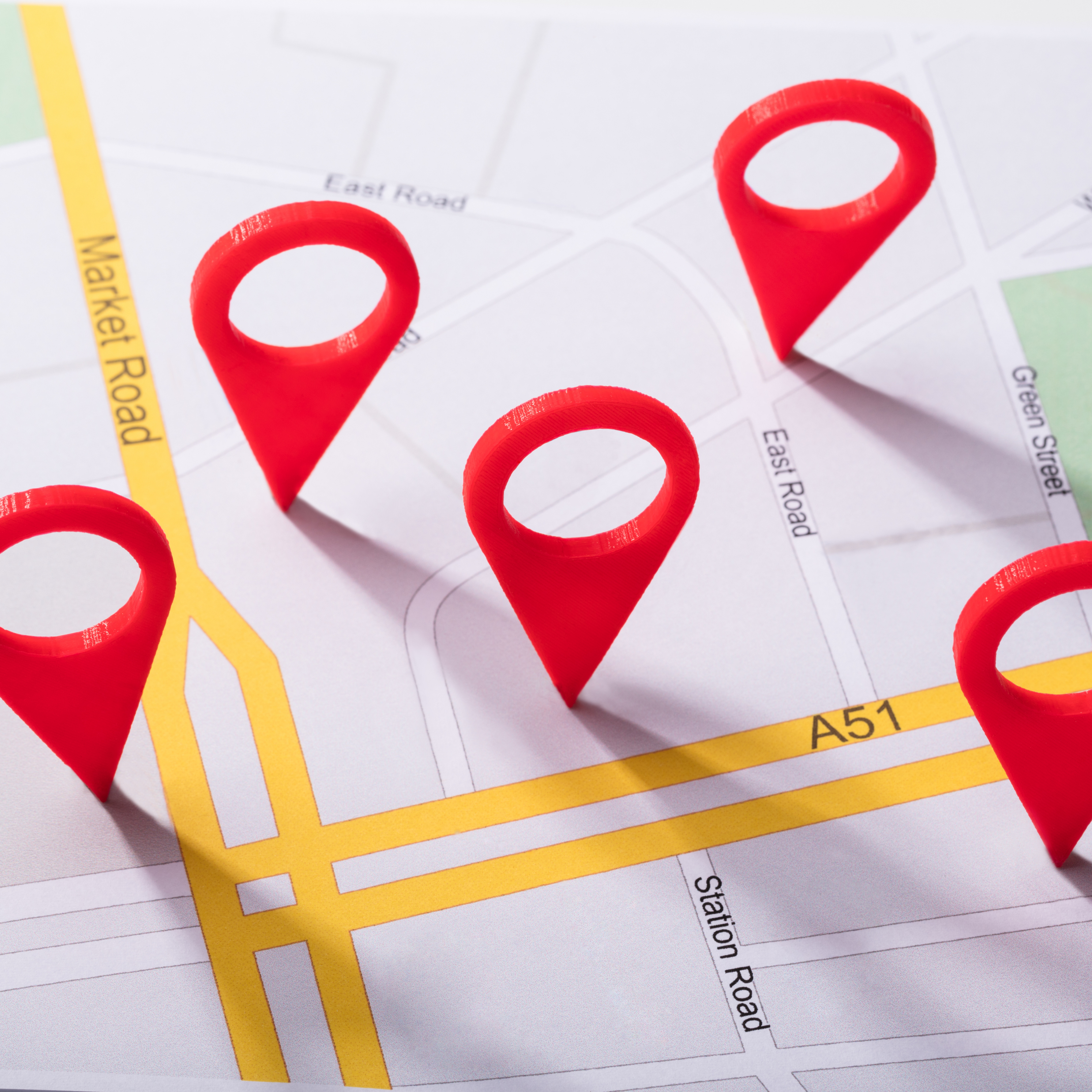 iOS Tips Blog Geo Fence Map