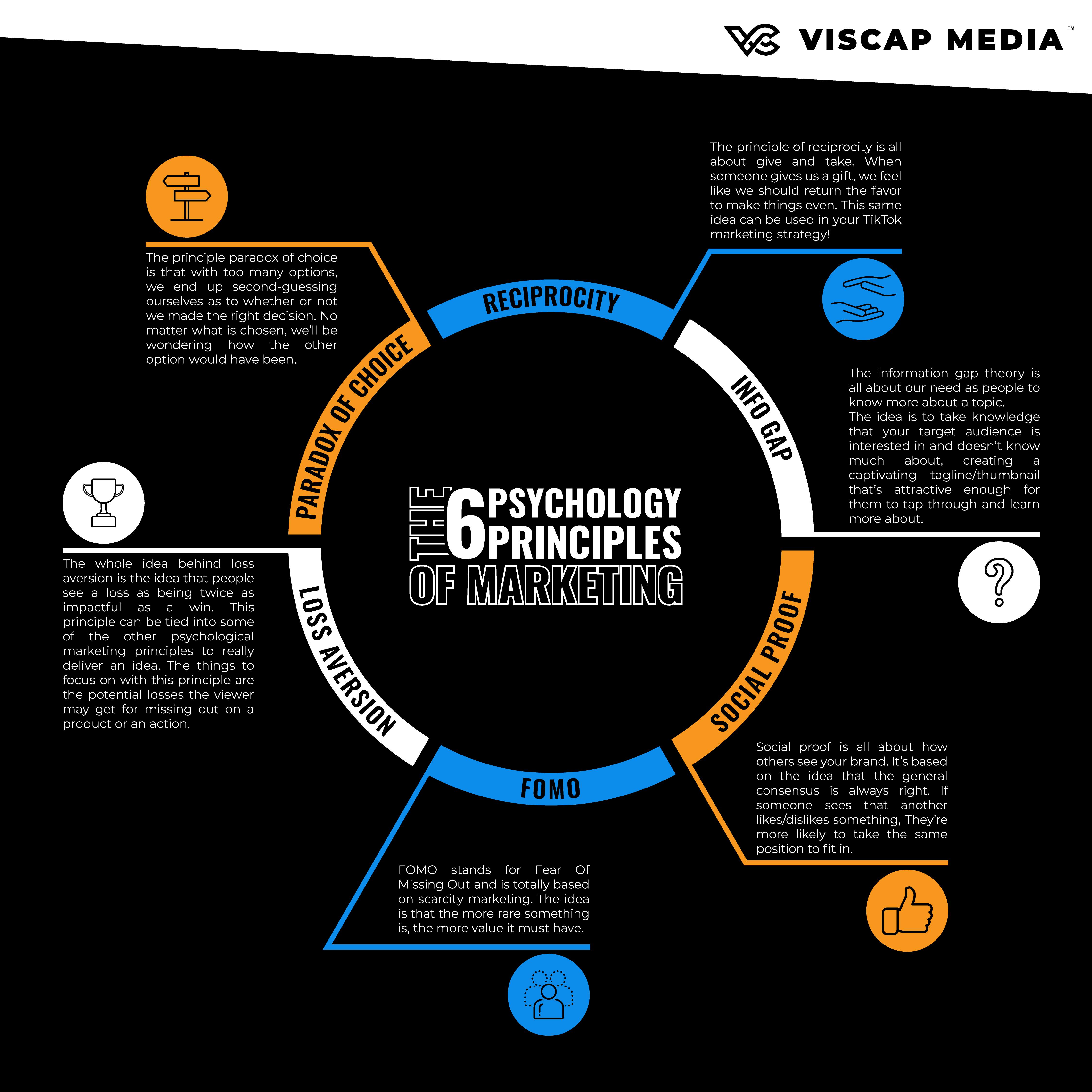 Content Ideas To Advertise On TikTok - 6 Psychology Principles Of Marketing